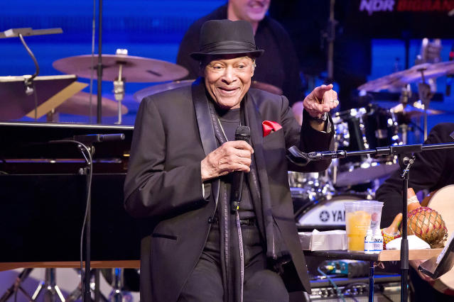 <p>Al Jarreau was a multi-Grammy-winning soul and R&B singer. He died Feb. 12 of respiratory failure at the age of 76.<br> (Photo: Frank Hoensch/Redferns) </p>