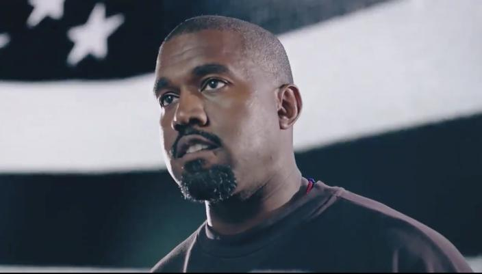 Kanye West speaks about the importance of religion in his first presidential campaign video. (Photo: Kanye West)