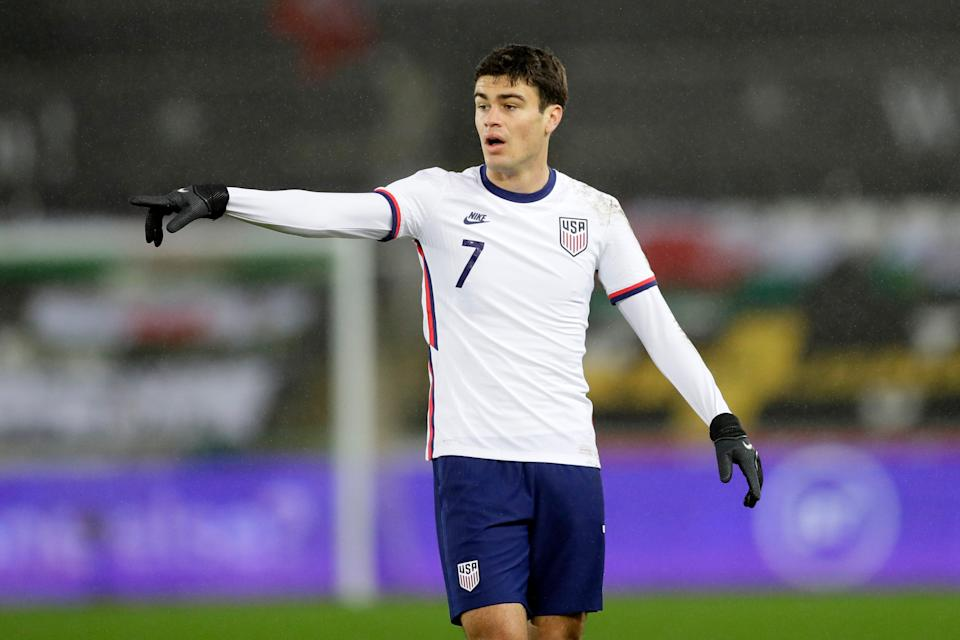 Gio Reyna became the 12th player to make his USMNT debut before turning 18 years old on Thursday against Wales.