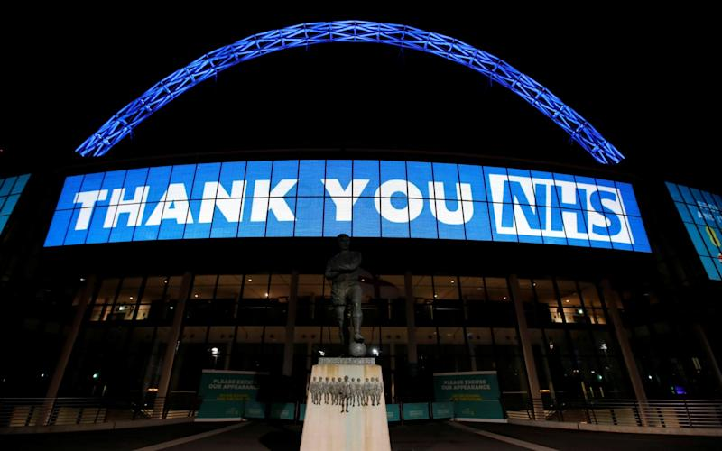 How to thank the NHS with tonight's Clap for Carers - REUTERS