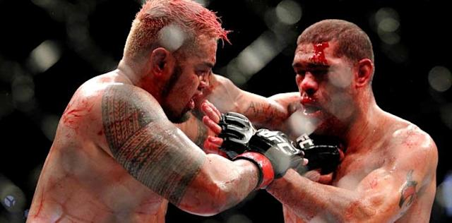 After Knocking Out Frank Mir, Mark Hunt Wants High-Profile Rematches