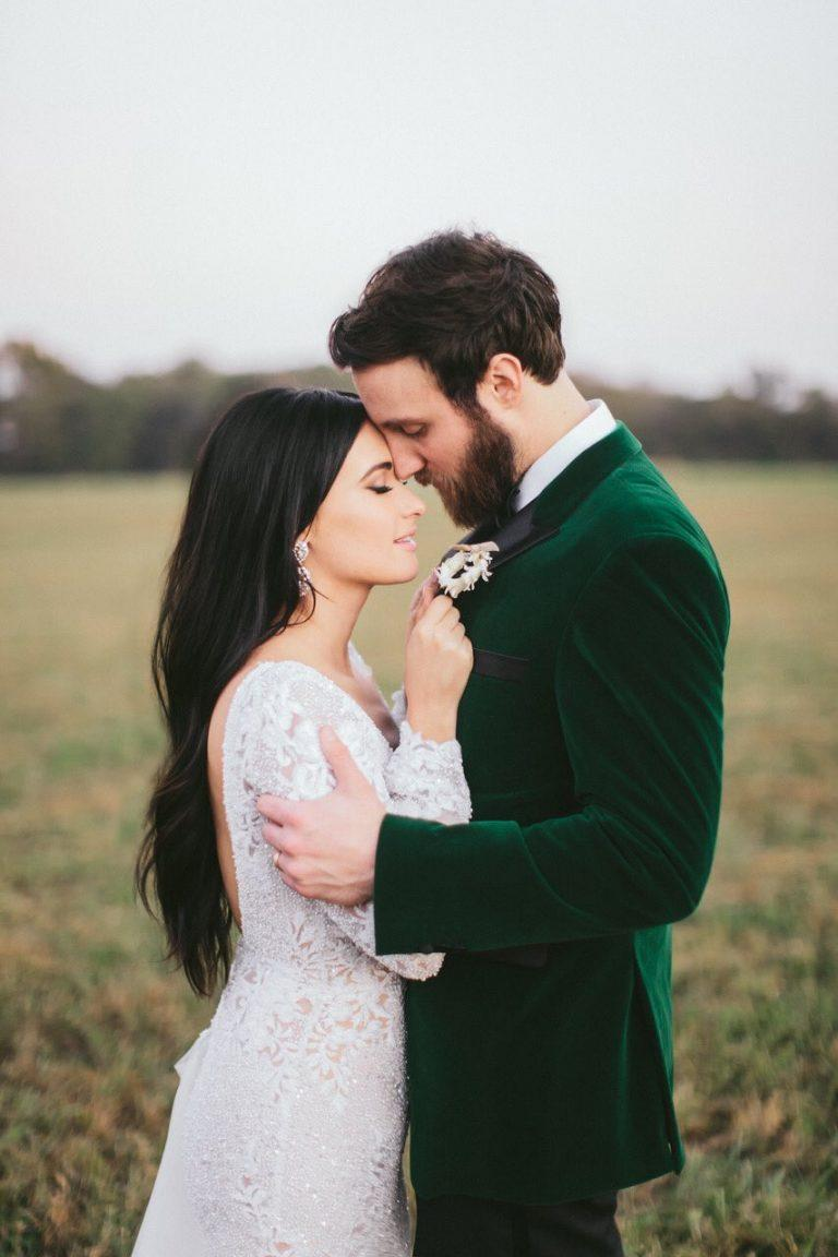 Kacey Musgraves Wedding Dress Was Handcrafted Here S