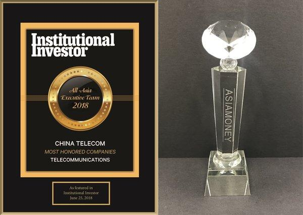 China Telecom Voted as