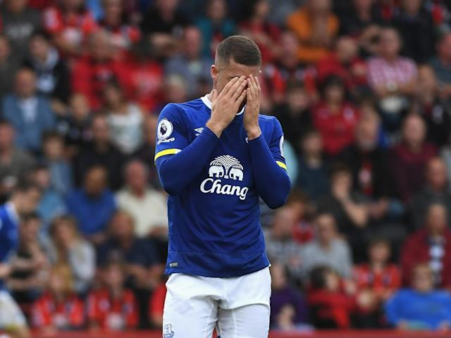 Barkley did not know the man who twice punched him in the face (Getty)