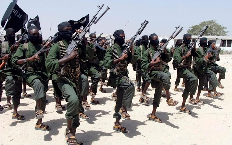 The Al-Shabaab militant group controls swathes of rural Somalia  - AP