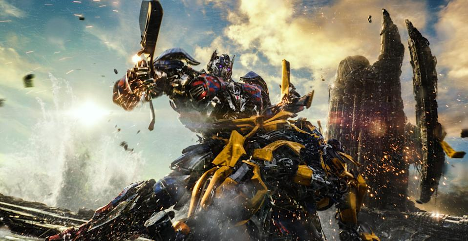 """The most recent """"Transformers"""" outing is also the most expensive to date."""