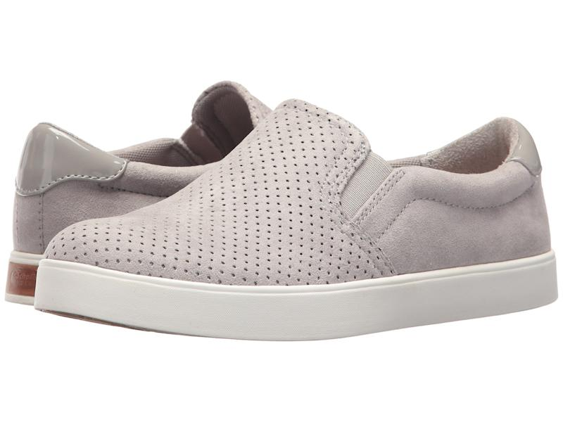 Dr. Scholl's Madison Sneakers in Grey Cloud. (Photo: Zappos)
