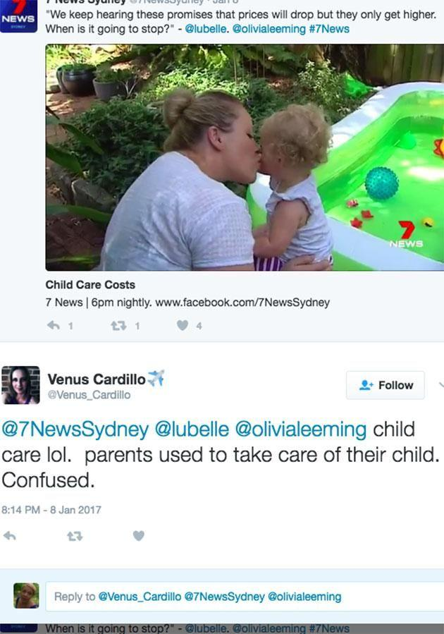 That time I got trolled for being in a parenting news piece. Photo: Be