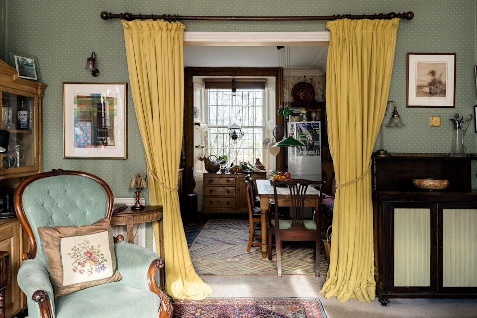 """<p>New beginnings: actress Ninka Scott opened her home to lodgers before the pandemic struck but now feels it """"too indulgent"""" a space for one</p> (Matt Writtle)"""