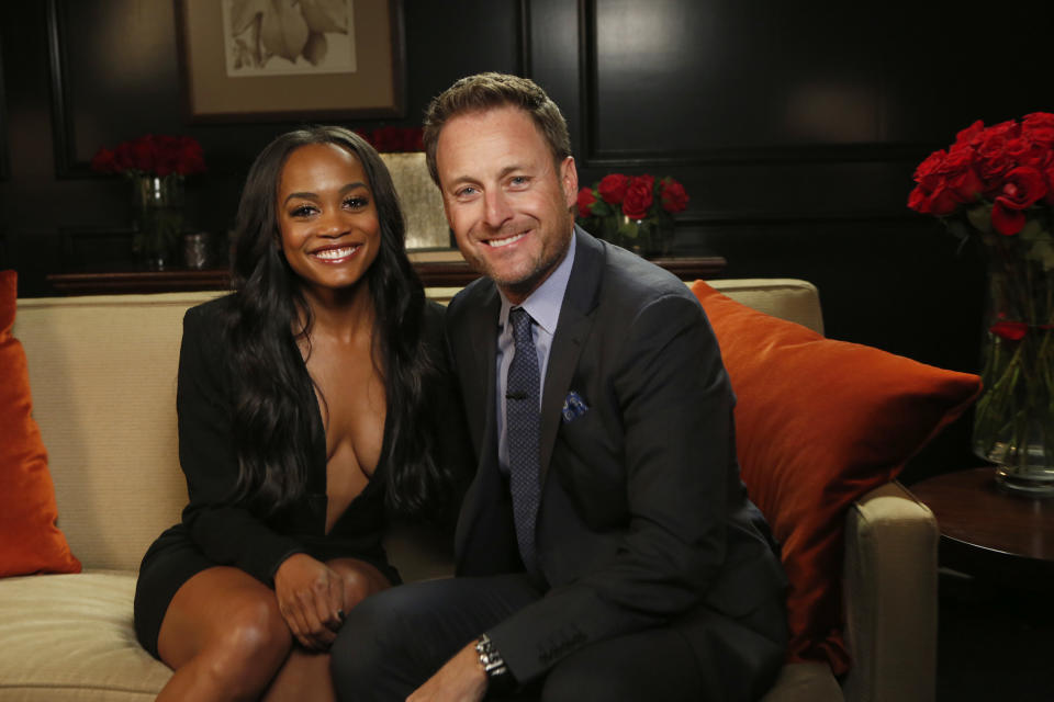 Chris Harrison faces harsh criticism for defending racist behavior in an interview with former bachelor Rachel Lindsey