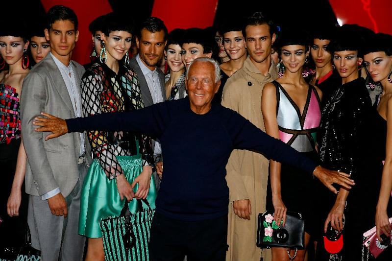 Giorgio Armani Channels Indian Inspirations with New Haute-Couture Fragrance Duo