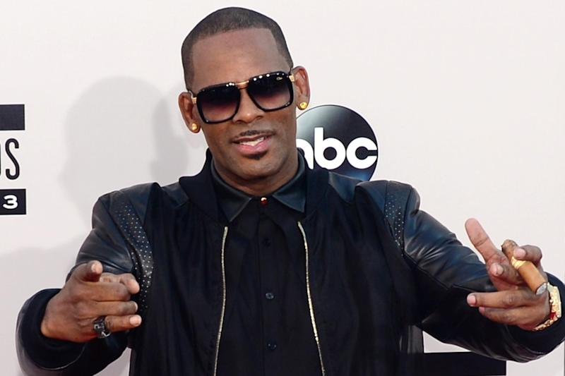Documentary: R Kelly is the subject of a Lifetime series (AFP/Getty Images)