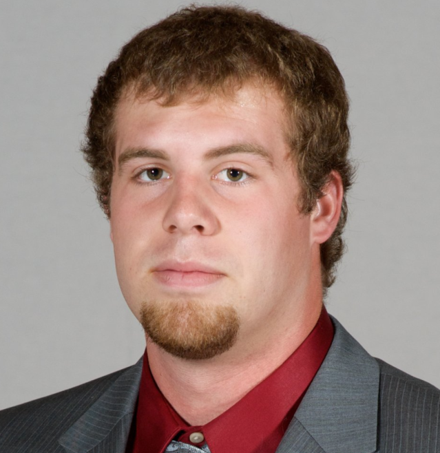 Jason Seaman played at SIU from 2007-2010. (Via Southern Illinois)