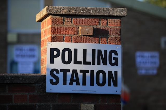 The UK will go to the polls for a snap general election on December 12, 2019. (Photo: Lindsey Parnaby / AFP via Getty)