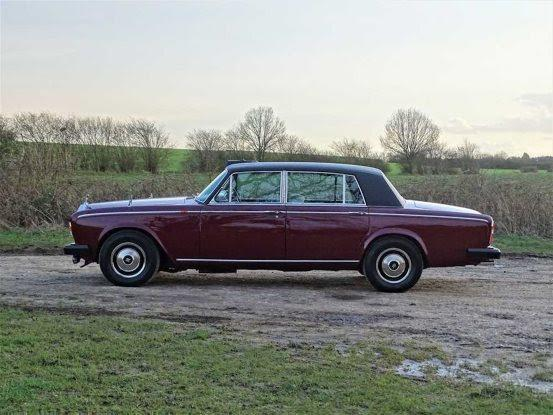 The car is expected to fetch up to £55,000. (H&H Classics)