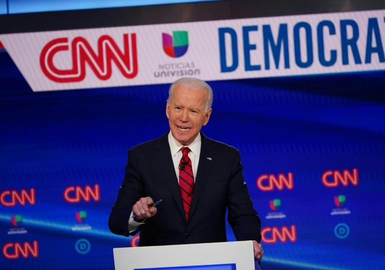 Biden, after a near-calamitous start to the primary season, has staged a spectacular comeback