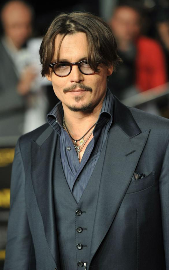 Johnny Depp And Vanessa Paradis 'Back Together'