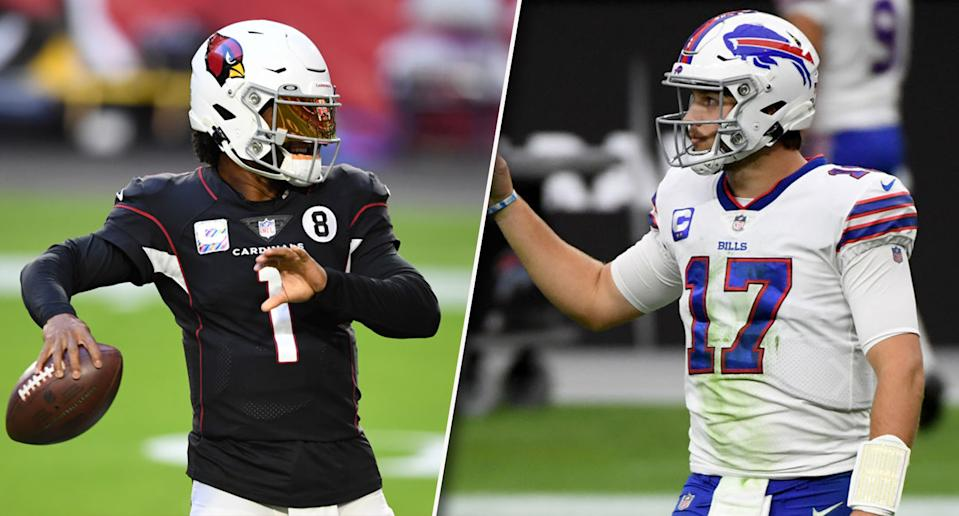 Week 10 fantasy football rankings: Kyler Murray vs. Josh Allen highlights matchups to prep for