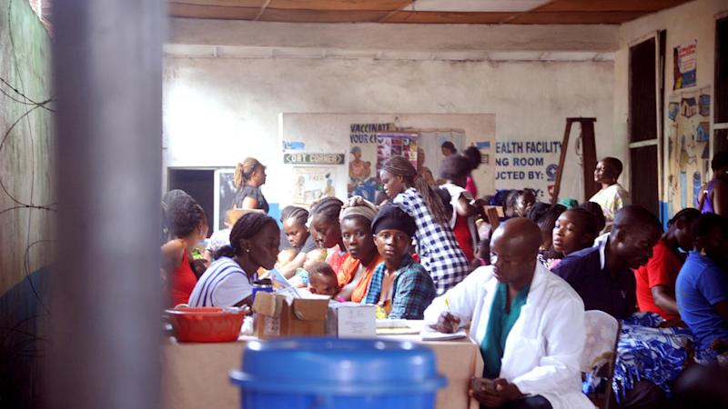 Liberia's Weah orders dismissal of healthcare workers on Covid strike