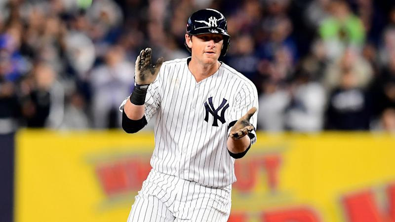 Yankees Power Past Twins In Game 1