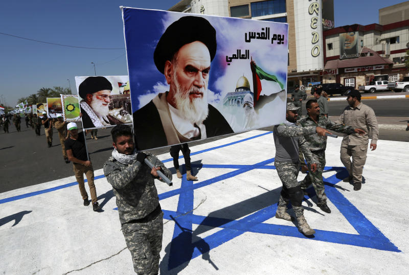 Tiptoeing past Armageddon: U.S. and Iranian forces' dangerous battlefield dance