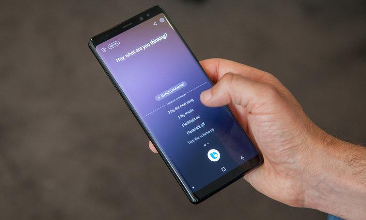 Bixby 2.0 on the Galaxy Note 9 should be able to do a lot more than today's version.