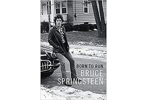 Born to Run, by Bruce Springsteen. (Photo: Amazon)