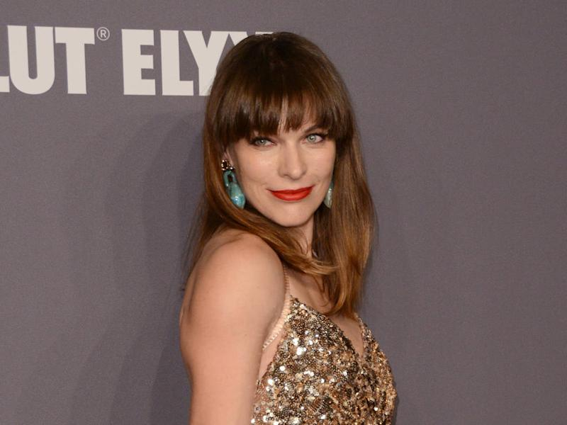 Milla Jovovich 'completely obsessed' with newborn daughter Osian