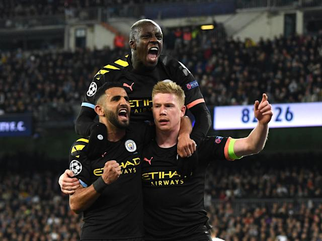 Man City came from behind to beat Real Madrid: Getty