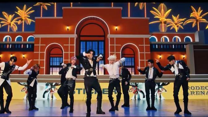 NCT 127 (Foto: YouTube)