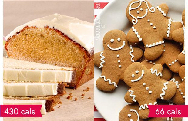 Gingerbread Holiday Desserts