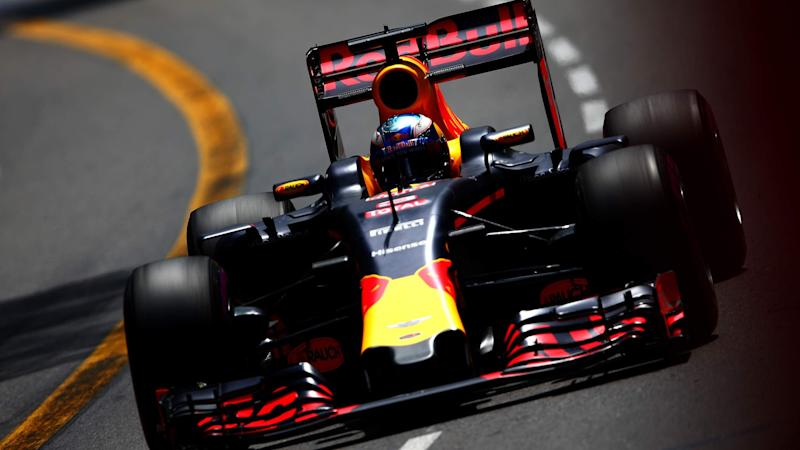 Ricciardo secures maiden pole in Monaco GP