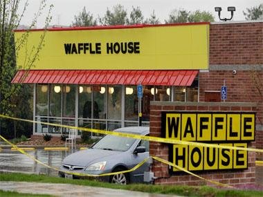 Waffle House shooting: After 24-hour manhunt, police captures 29-year-old suspected of killing 4 at Tennessee restaurant