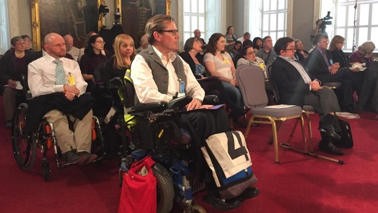 'I continue to be an advocate,' says activist tapped to implement Accessibility Act