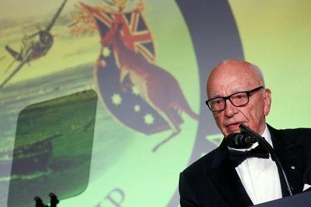 News Corp quarterly revenue beats on higher ad revenue