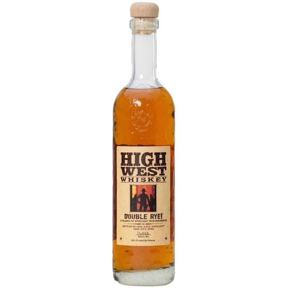 """<p><strong>High West</strong></p><p>reservebar.com</p><p><strong>$32.00</strong></p><p><a href=""""https://go.redirectingat.com?id=74968X1596630&url=https%3A%2F%2Fwww.reservebar.com%2Fproducts%2Fhigh-west-double-rye&sref=https%3A%2F%2Fwww.esquire.com%2Ffood-drink%2Fdrinks%2Fg3047%2Fgifts-for-the-modern-whisky-drinker%2F"""" rel=""""nofollow noopener"""" target=""""_blank"""" data-ylk=""""slk:Buy"""" class=""""link rapid-noclick-resp"""">Buy</a></p><p>This is a no-holds-barred spice bomb of a <a href=""""https://www.esquire.com/food-drink/drinks/a28537482/best-rye-whiskey-brands/"""" rel=""""nofollow noopener"""" target=""""_blank"""" data-ylk=""""slk:rye whiskey"""" class=""""link rapid-noclick-resp"""">rye whiskey</a>—getting them a bottle is the equivalent of a double-dog drinking dare. Plus, High West is an innovative Utah distillery they'll definitely want to keep tabs on if they aren't already.</p>"""