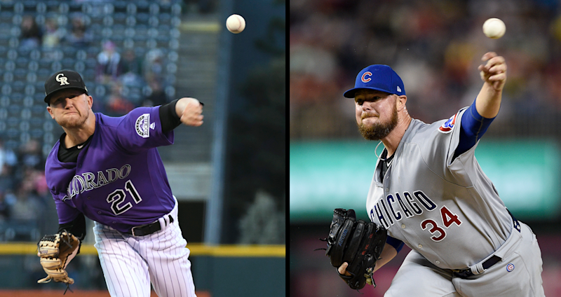 Jon Lester Has NSFW Response About Cubs Season Following Loss to Rockies