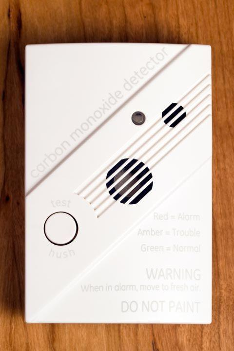 "<p>""Carbon monoxide is known as an 'invisible killer' because it's a toxic gas you can't see or smell,"" says Emily Long, a home safety expert with <a href=""https://urldefense.proofpoint.com/v2/url?u=https-3A__www.safewise.com_best-2Dhome-2Dsecurity-2Dsystem&d=DwMF-g&c=B73tqXN8Ec0ocRmZHMCntw&r=8GJ6l9z9dFjRXZBDj2lxNyYVY2RofzyH5uNy9eAYawo&m=V-5EG2286yA8LbfuJKrncduqEn573GH0DP3Ix_IOr9w&s=L3osnumBTnO82JeeunCNqH8iVZHcwCx9SC6hiQvBCpE&e="" rel=""nofollow noopener"" target=""_blank"" data-ylk=""slk:SafeWise"" class=""link rapid-noclick-resp"">SafeWise</a><span class=""redactor-invisible-space"">.</span><span class=""redactor-invisible-space""> ""</span>A <a href=""https://www.amazon.com/Kidde-KN-COPP-3-Nighthawk-Monoxide-Battery/dp/B00002N86A/?tag=syn-yahoo-20&ascsubtag=%5Bartid%7C10063.g.35213045%5Bsrc%7Cyahoo-us"" rel=""nofollow noopener"" target=""_blank"" data-ylk=""slk:detector"" class=""link rapid-noclick-resp"">detector</a> can alert you to the presence of the gas and help you get to safety immediately. Install these on every level of your home.""</p>"