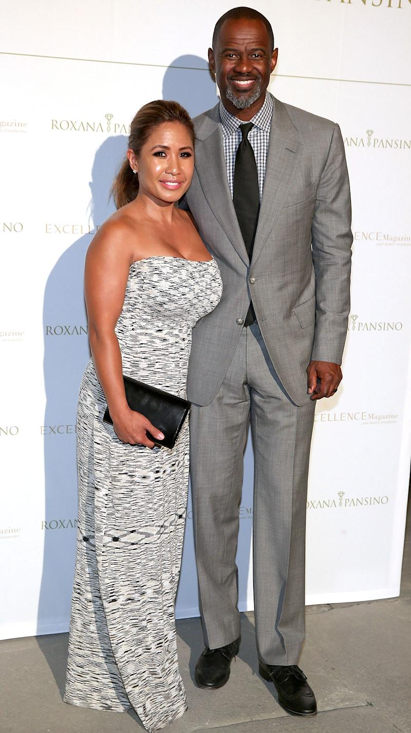 'Happiest Day of Our Lives': Brian McKnight Celebrates Wedding with Sweet Social Media Posts