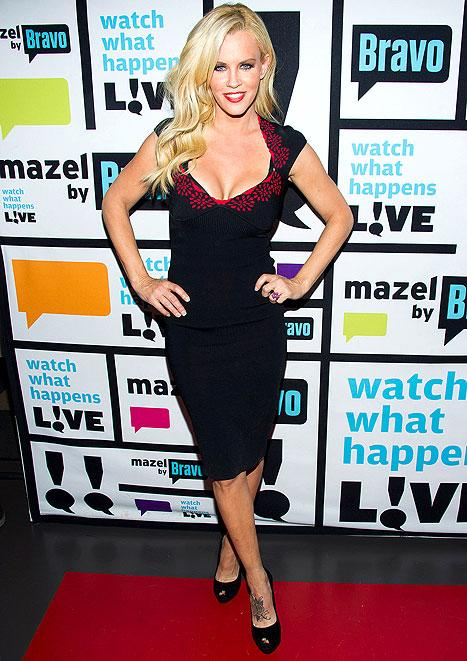 Jenny McCarthy Reveals She Weighs 136 Pounds, Says She Yo-Yos Up and Down