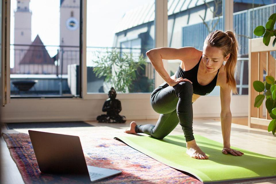 """<p><strong>Best for</strong>: personalizing your practice</p><p>Okay, who doesn't like to take advantage of free trials? If you like to try things before you fully commit to them, Daily Burn has a generous offering: 30 days free before you paying $10 a month. That's a great deal, considering the 30 different categories to choose from. You can even personalize your practice by answering a questionnaire that will lead you to classes that fit your needs and time availability.</p><p><a class=""""link rapid-noclick-resp"""" href=""""https://dailyburn.com/?property=yoga"""" rel=""""nofollow noopener"""" target=""""_blank"""" data-ylk=""""slk:Join Now"""">Join Now</a></p>"""