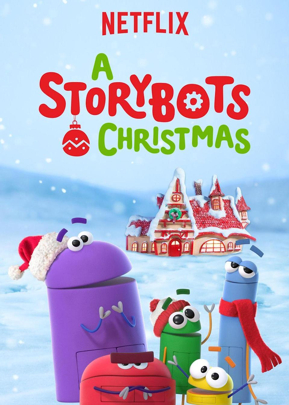 """<p>Bo asks for Santa's help when she thinks her friends don't like her gifts, and learns that Christmas is about much more than presents.</p><p><a class=""""link rapid-noclick-resp"""" href=""""https://www.netflix.com/title/80158854"""" rel=""""nofollow noopener"""" target=""""_blank"""" data-ylk=""""slk:STREAM NOW"""">STREAM NOW</a></p>"""