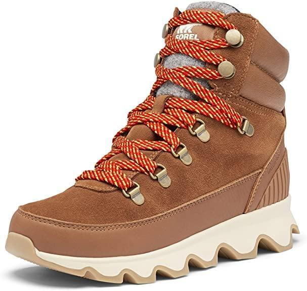 <p>The <span>Sorel Kinetic Conquest Sneakers</span> ($165) are a durable yet stylish winter find.</p>