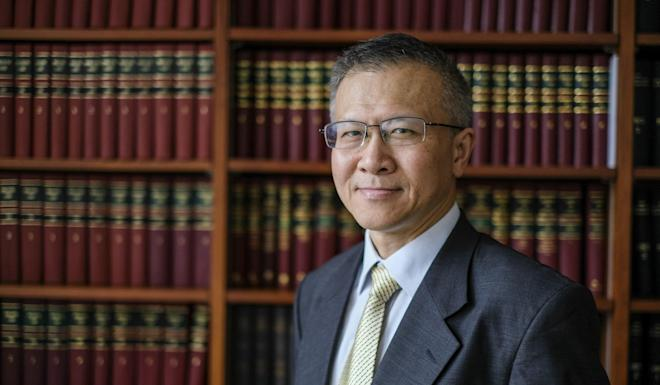Peking University law professor Zhang Qianfan's account was suspended after he reposted a colleague's article arguing censorship had compounded the coronavirus crisis. Photo: Tory Ho