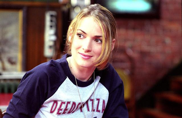 Winona Ryder Has Worn So Many Hair Colors But Here S Her Natural One
