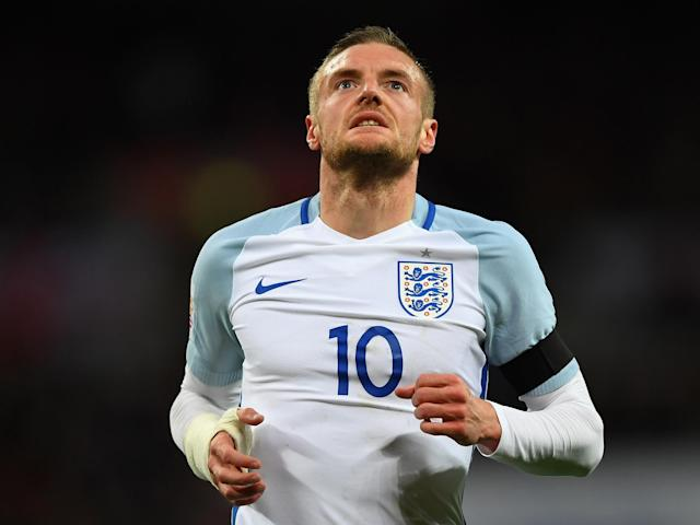 Vardy believes he is the target of frequent and unfair abuse: Getty