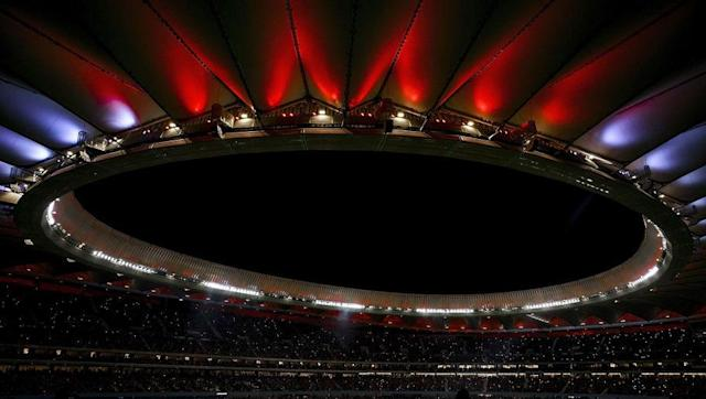 <p>Atletico Madrid moved into the Wanda Metropolitano on Saturday and boy, it is one incredible stadium.</p> <br><p>After playing their last season at the Vicente Calderon Stadium, Atletico fans were treated to 12 hours of celebrations before their evening fixture against Malaga, which proved to be a little underwhelming.</p> <br><p>The 63,000 fans packed into the ground saw Antoine Griezmann score the winner in the 61st minute as Diego Simeone's side finished the weekend fifth in La Liga, with two victories and two draws so far this term.</p>
