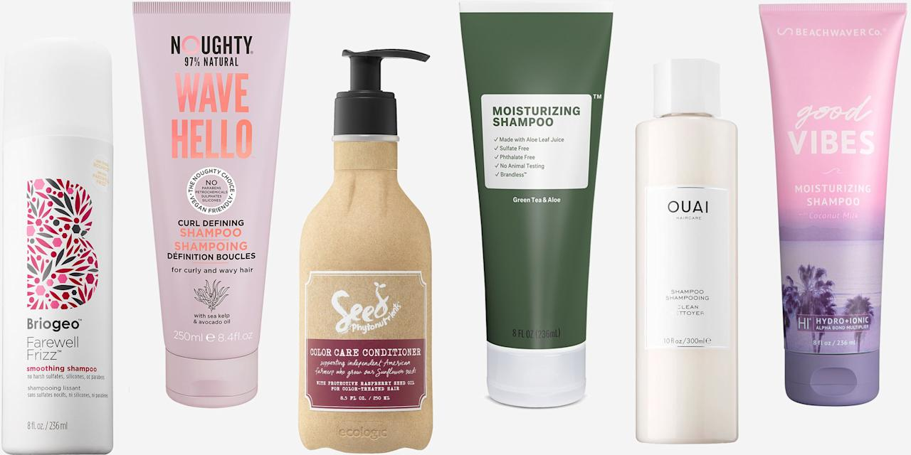 """<p>Check the fine print on the shampoo in your <a href=""""https://www.harpersbazaar.com/beauty/hair/g28221551/hair-growth-shampoo/"""">bathroom vanity</a>, and you might find ingredients including animal byproducts. If that info makes you queasy, there's a new class of vegan shampoo to cut animal-unfriendly elements out of the equation. Vegan shampoo is free of animal-derived ingredients—and the very best versions don't skimp on <a href=""""https://www.harpersbazaar.com/beauty/hair/g5153/best-shampoos-and-conditioners/"""">salon quality</a>. Whether you're battling heat damage, hoping for more volume, or seeking a deep clean, there's a vegan shampoo that supports shiny, healthy hair. We found 10 guilt-free vegan shampoos that are as good as your typical buy (and maybe even better).</p>"""