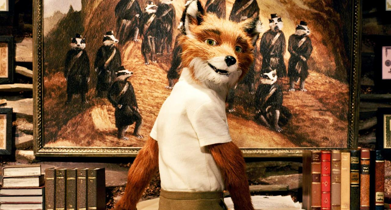 <strong>Why you want to watch it this fall:</strong> The titular character in Wes Anderson's <em>Fantastic Mr. Fox</em> may be animated but he still kills it in a corduroy jacket. <strong>Where to watch it:</strong> Amazon Prime
