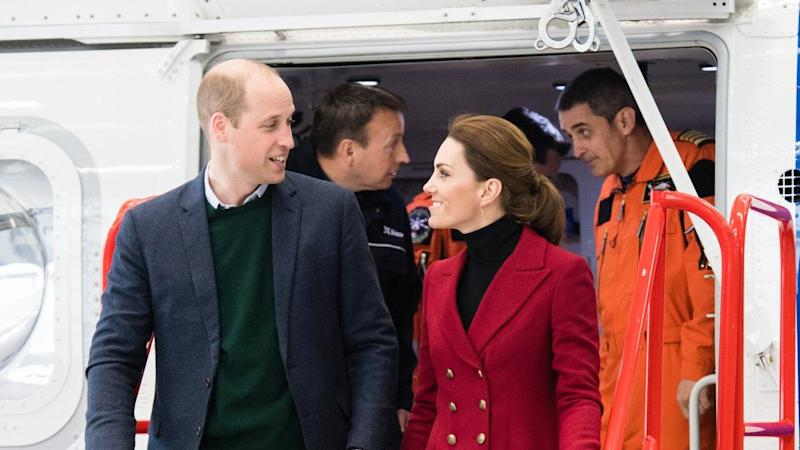 William, Kate and the King's Cup: the best photos from the launch